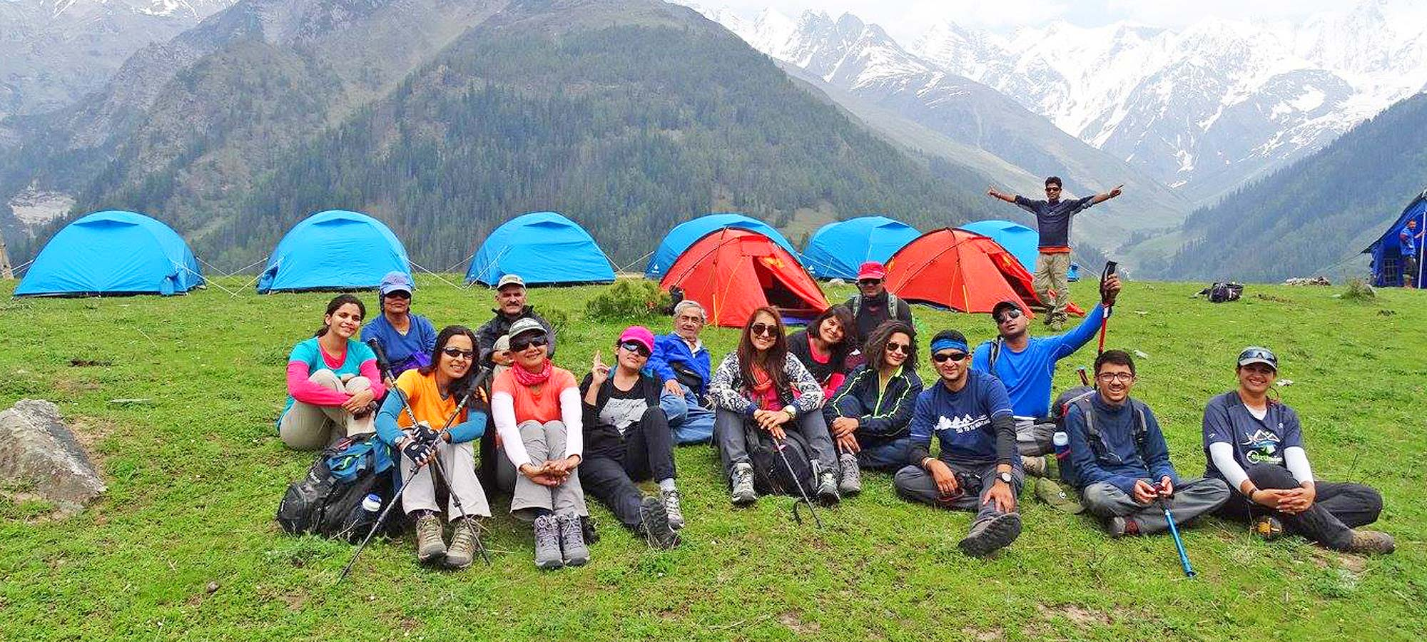 trekking in himachal, treks in himachal, best trekking agency in himachal