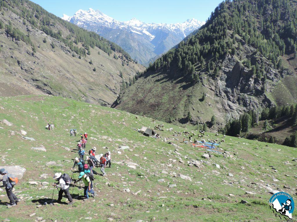 Jalsu Pass Trek