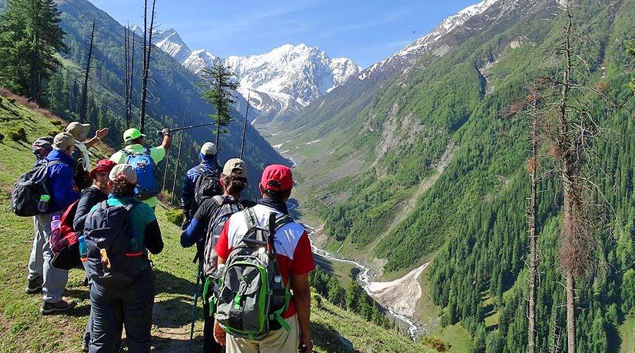 kugti pass trek chamba, trekking in chamba, treks in chamba